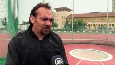 Beşinci kez olimpiyat vizesi alan Eşref Apak'ın hedefi madalya - MERSİN