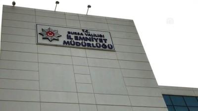 cinayet - Bursa'da babasını öldüren şüpheli adliyeye sevk edildi
