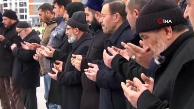 yardim kampanyasi -  Çorum İHH'dan İdlib'e 16 tır yardım