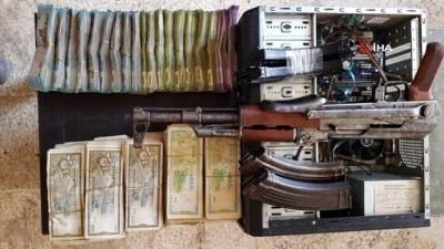 - Tel Abyad'da 5 terörist sağ ele geçirildi