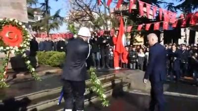 Trabzon'un düşman işgalinden kurtuluşunun 102. yıl dönümü kutlandı