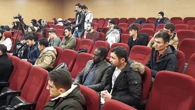 'Uluslararası Örgütler ve Doğu Türkistan' konferansı - KARABÜK