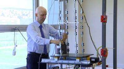 yurt disi - 'Yapı Mühendisliği Test Merkezi' afet risklerinin azaltılmasını sağlayacak - KOCAELİ