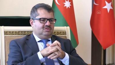 Azerbaycan'ın Ankara Büyükelçisi İbrahim, Hocalı Katliamı'nı anlattı - ANKARA