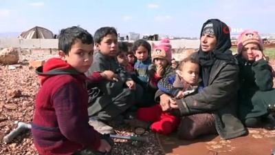 - Bombardıman sürüyor, Suriyeliler kaçıyor İzle