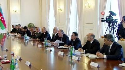 - Cumhurbaşkanı Erdoğan, Azerbaycan'da Yüksek Düzeyli Stratejik İşbirliği Toplantısı'nda konuştu