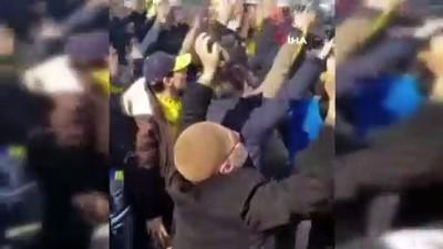 yasli adam - Fenerbahçe sevgisi yaş tanımıyor