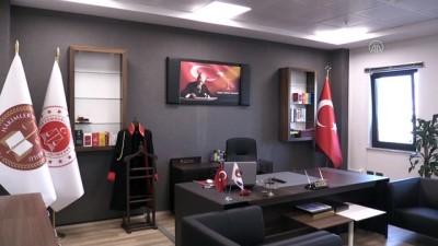 Gaziosmanpaşa Adliyesi ek hizmet birimi, İstanbul Havalimanı'nda faaliyete başladı - İSTANBUL