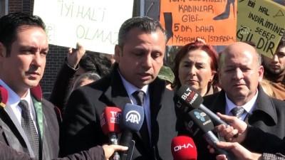 Güleda Cankel cinayetiyle ilgili dava - Duruşmanın ardından açıklamalar (2) - ISPARTA