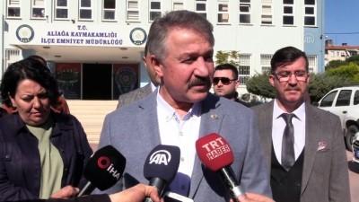 İzmir merkezli 12 ilde göçmen kaçakçılığı operasyonu - İl Emniyet Müdürü Aşkın'ın açıklaması - İZMİR