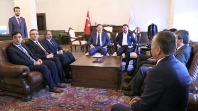 Kamu Başdenetçisi Malkoç: 'Türkiye artık geçmişine göre daha güçlü' - NEVŞEHİR