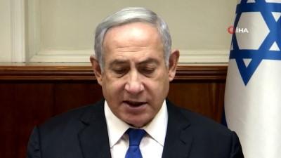 - Netanyahu'dan Mübarek için taziye mesajı