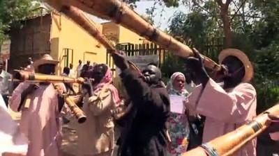 hukumet - Sudanlılar, Etiyopya ile yapılan Hedasi Barajı müzakerelerini protesto etti - HARTUM