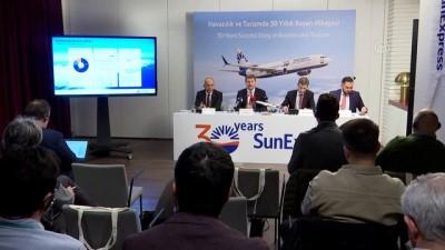 hukumet - SunExpress Üst Yönetici Bischof: 'Küresel havacılık sektörü ılımlı büyüyecek' - İSTANBUL