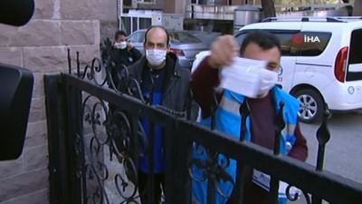 Tahran-İstanbul seferini yapan uçaktaki yolcular hastaneye getirildi