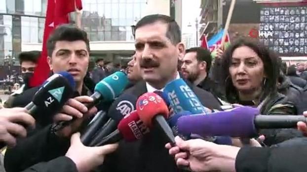 hukumet -  - Azerbaycan halkı Hocalı Katliamı'nı 28. yıl dönümünde anıyor - Azerbaycan Cumhurbaşkanı İlham Aliyev, Hocalı Katliamı'nın anma töreninde katıldı