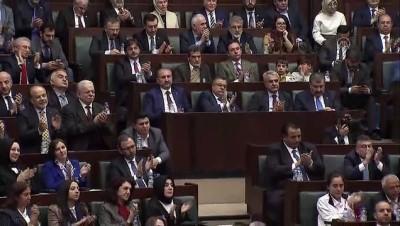 Cumhurbaşkanı Erdoğan: 'Zihnini ve elindeki imkanları, emperyalistlere gönüllü olarak satmış olan bir kişiyi biliyoruz; onun adı da Bay Kemal'dir' - TBMM