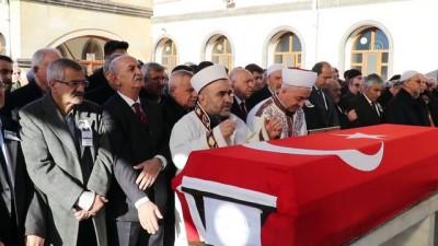 cenaze namazi - Eski MHP Milletvekili İrfan Keleş'in cenazesi toprağa verildi - ÇANKIRI