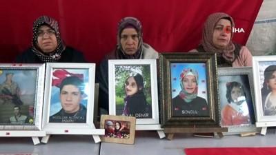 HDP önündeki ailelerin direnişi 177'nci gününde