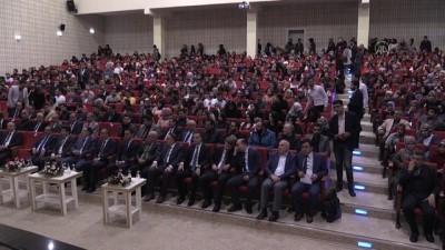 yurt disi - Kamu Başdenetçisi Malkoç, '28 Şubat'tan 2023 Türkiye'sine' konferansı verdi - KİLİS