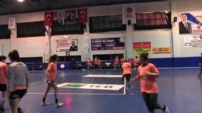 forma - Kastamonu Belediyespor, Siofok maçının hazırlıklarına başladı - KASTAMONU
