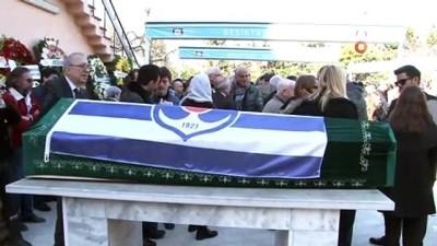 cenaze namazi - Nursal Bilgin son yolculuğuna uğurlandı