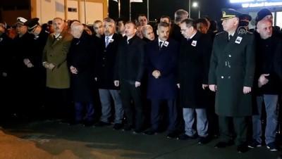 İdlib şehidi Piyade Uzman Onbaşı Tayfun Pekel'in cenazesi Samsun'a getirildi