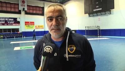 ceyrek final - Kastamonu Belediyespor, Siofok maçı hazırlıklarını tamamladı - KASTAMONU