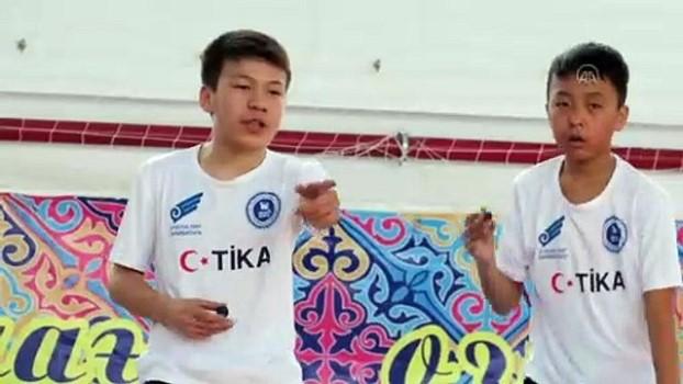goz hastaliklari - Kazakistan'da geleneksel aşık oyunu yaşatılıyor - NUR SULTAN