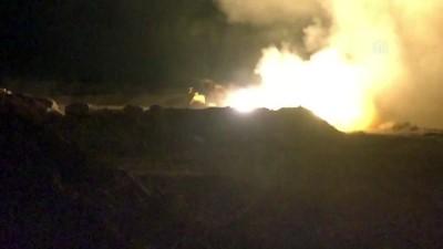 (TEKRAR) - İdlib'te rejim hedefleri etkisiz hale getirildi (2)