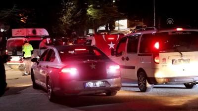 Türkiye Mehmetçik için tek yürek oldu - KASTAMONU