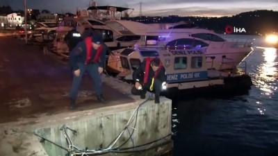 sahil guvenlik -  Beşiktaş'ta denizde erkek cesedi bulundu