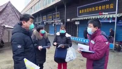 - Çin'de korona virüsünden ölenlerin sayısı 361'e çıktı - Korona virüsü SARS vakalarını geride bıraktı - Şanhay Borsası, büyük düşüşle açıldı