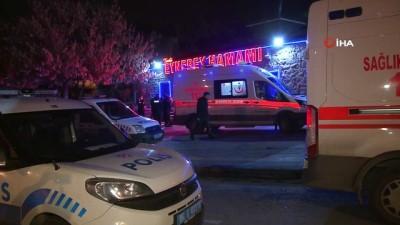 sahit -  Ankara'da bir kişi her hafta gittiği hamamda ölü bulundu