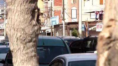 silahli kavga -  İzmir'de güpegündüz pompalı dehşeti yaşatan şüpheliler yakalandı