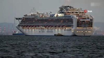 - Japonya'da karantinaya alınan gemiyle ilgili açıklama - 10 yolcuda korona virüsü tespit edildi, karantina devam edecek