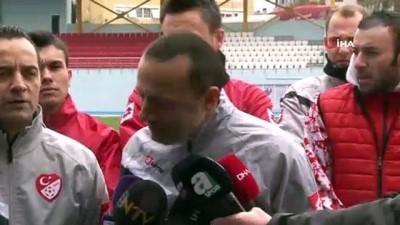 ispanya - Cüneyt Çakır: 'En büyük hedefimiz Avrupa Şampiyonası'nda milli takımımızla birlikte bulunmak'