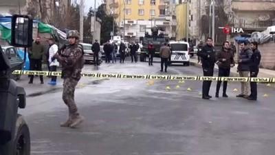 guvenlik gucleri -  Diyarbakır'da çatışma, mahalle savaş alanına döndü