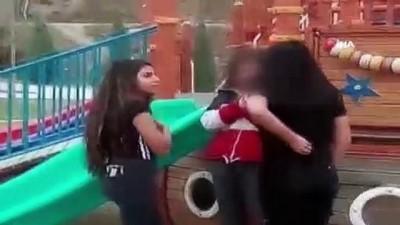 genc kiz - Terör estiren kızlar adli kontrol şartıyla serbest