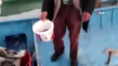 Beyşehir Gölünde avcılara denetim