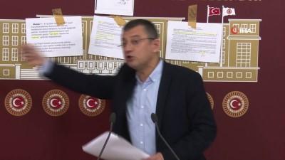 CHP Grup Başkanvekili Özgür Özel, CHP'nin 'evet' dediği iddiasına cevap verdi