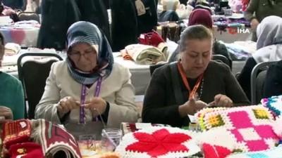 Eyüpsultanlı girişimci kadınlar hünerlerini sergiledi
