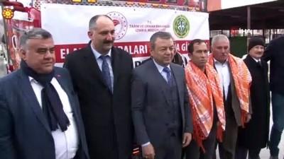 yardim kampanyasi -  İzmir'den Elazığ'a 85 koyun gönderildi