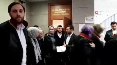 genc kiz -  Karaköy'de başörtülü genç kızlara saldıran sanığın yargılanmasına devam edildi