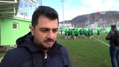 Sacit Ali Eren: 'Erzurum kampı bizim için iyi geçti ama sonuçları iyi olmadı'