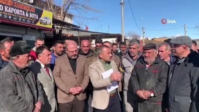 guvenlik gucleri -  Tunceli'de 56 dönüm arazi sanayi esnafına tahsis edildi