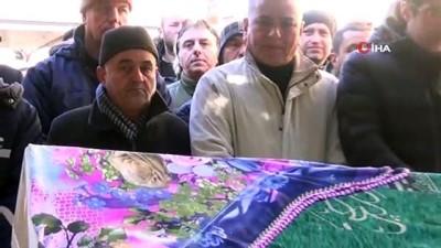 alabalik -  Uçak kazasında ölen diş hekimi kadın son yolculuğuna uğurlandı