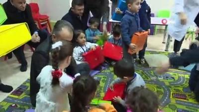 Ücretsiz anaokulu eğitimde Bursa Büyükşehir farkı