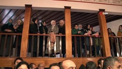 Üsküdar'da restorasyonu tamamlanan Afgan Tekkesi hizmete açıldı