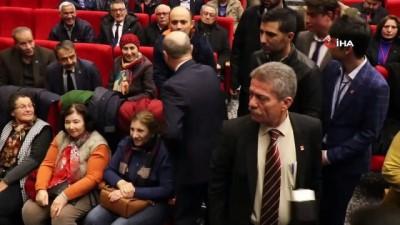 """belediye baskani -  CHP Genel Başkan Yardımcısı Kaya: """"İsrail'e boyun büküldüğü sürece Filistin özgürleşemez"""""""